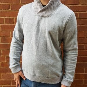 H&M Sweater light gray in Size M